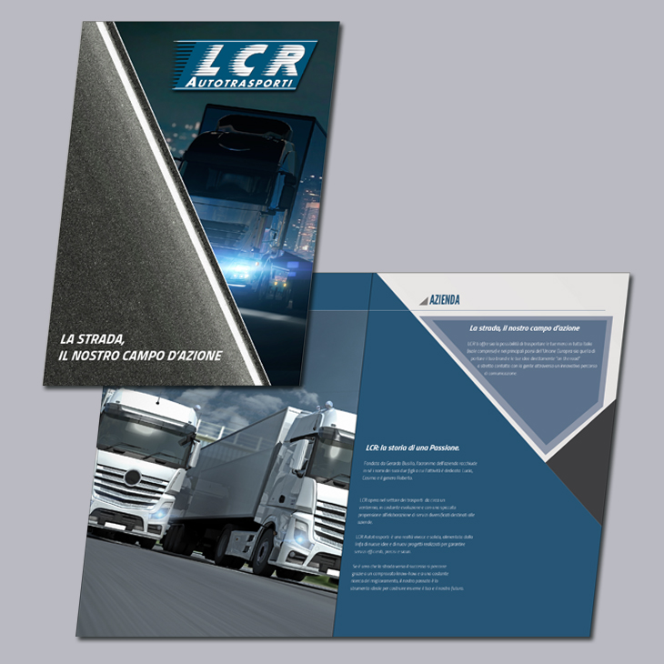 Catalogo  Servizi LCR On The Road