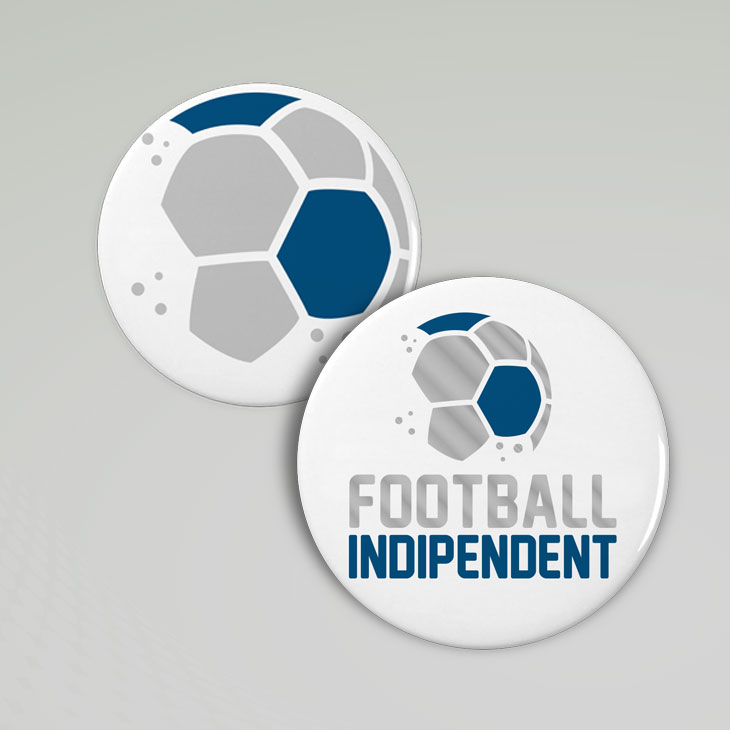 Football Indipendent Marchio Immagine Coordinata Aziednale Salerno Corporate Image Linea Grafica 10