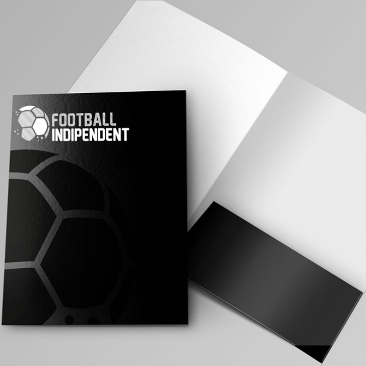 Football Indipendent Marchio Immagine Coordinata Aziednale Salerno Corporate Image Linea Grafica 4